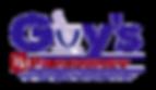 Guy's Pharmacy logo and tagline