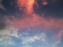 Colors in the sky