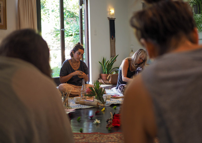 """""""Connect with self through clay and art workshop"""" Bodhi Breathwork and Yoga, Hout Bay, Cape Town, South Africa"""