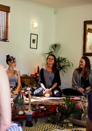 Connect with self through clay and art workshop, Bodhi Breathwork and Yoga, Hout Bay, Cape Town, South Africa