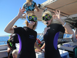 Let's go snorkel!
