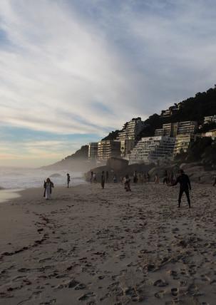Conscious Beach Dance at Clifton 1, Cape Town