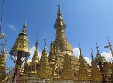 More temples (Yangon)
