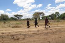 Karamajon: local farmers in Karamoja, Uganda