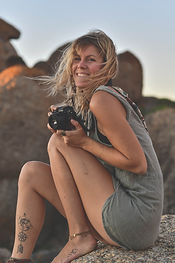 Smiling photographer - Cape Town Photography