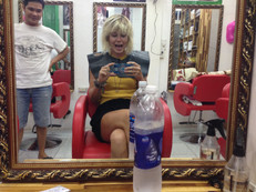 Another good advice: don't bleach your hair in Vietnam