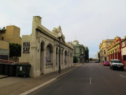Beautiful streets of F