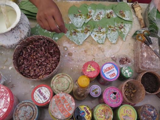 Your betel nut: ready when you wait!