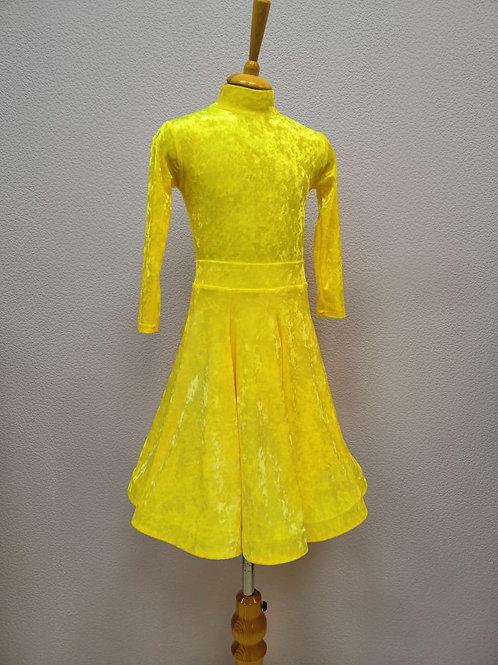 Платье рейтинговое детское АК
