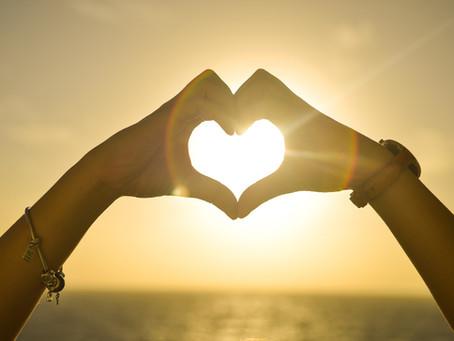 Aus vollem Herzen leben