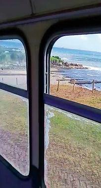 Imágenes del autobús tomadas por su propietario. (GABRIEL GÓMEZ)