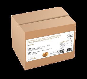 142580 - MinibabaPBcaissette-720g-Flavor
