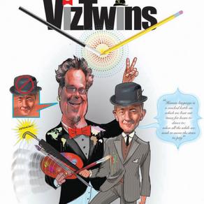 Bill & mark—The VizTwins