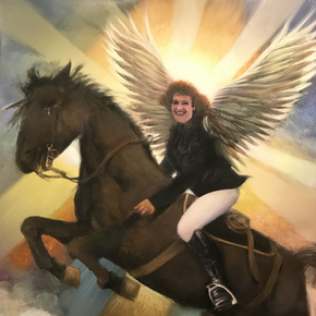 Kim On a Ride to The Almighty