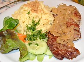Steak, Restaurant harmonie schorndorf