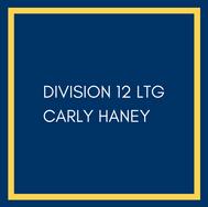 Carly Haney, Division 12 LTG