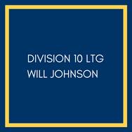 Will Johnson, Division 10 LTG
