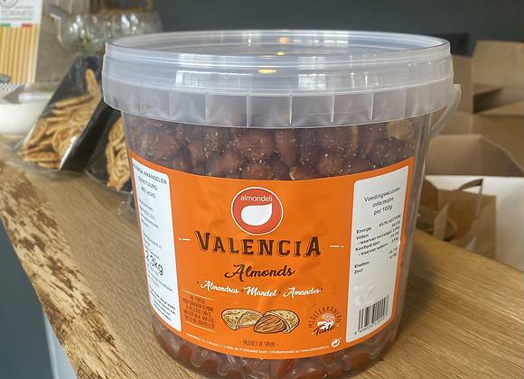 Valencia amandelen 250gr