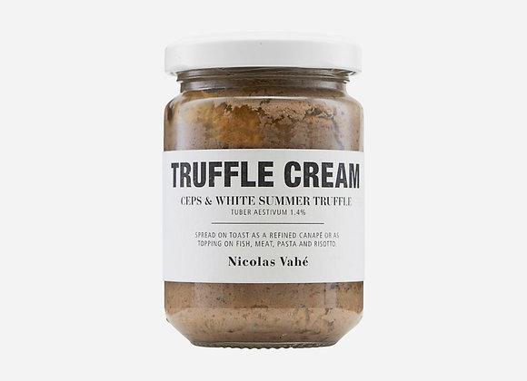 Nicolas Vahe Truffel crème, Ceps & White Summer Truffle