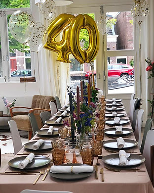 ctering, diner, leiden, private dining, oegstgeest