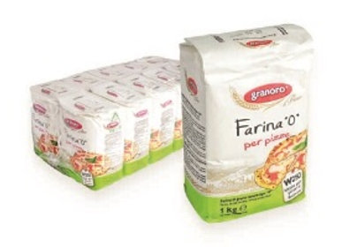 Farina Type ´0´ Pizza
