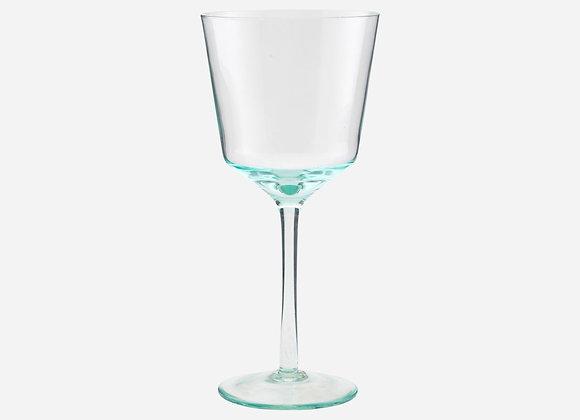 House Doctor Rode wijnglas, Ganz, Groen