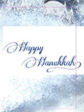 Happy Hanaukkah Notecard