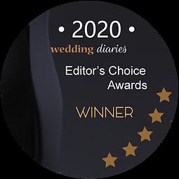 2020 Wedding Diaries Award Badge.png
