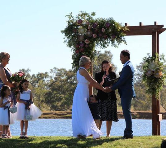 S&J - a lovely family wedding