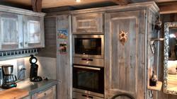 cuisine vieux bois