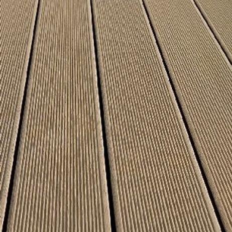 Lames de terrasse mélèze imputrescible 35mm