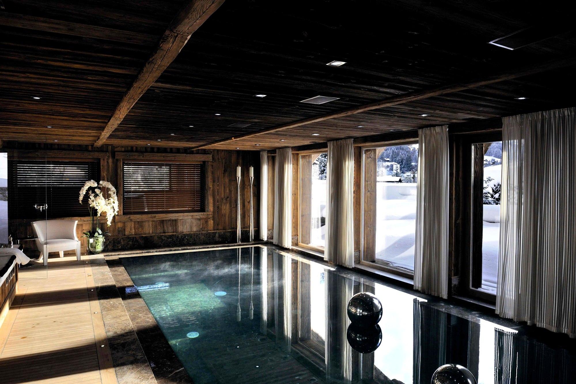 piscine vieux bois