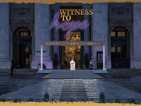 New Annual Catholic Appeal- Witness to Hope