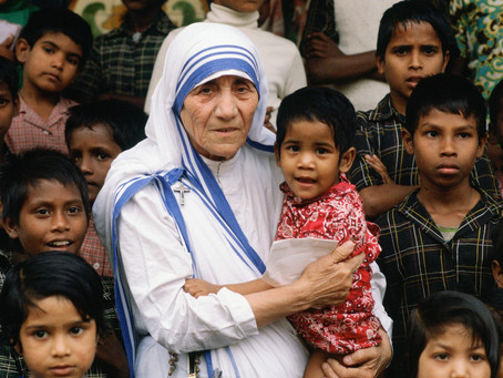 The Missionaries Of Charity Are Coming To Browning!