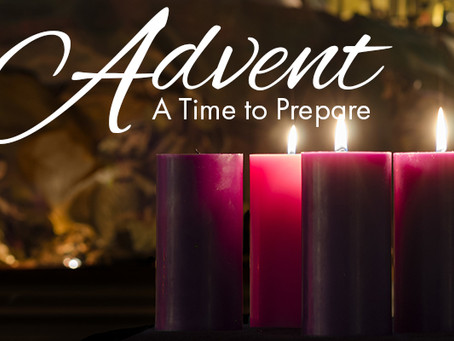 Behold, The Wonderful Season of Advent!