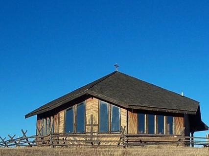 Church of the Resurrection- East Glacier