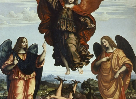 Happy Feast of the Holy Archangels!