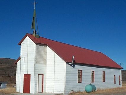 St. Mary's- Babb