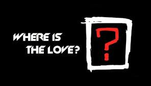Christians, Where Is Your Love?