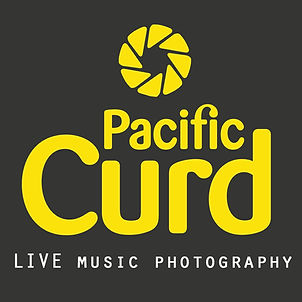Pacific Curd Live Music Photography logo
