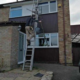 Swindon Aerial Removal