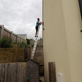 Swindon Satellite Dish Install