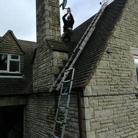 Swindon Satellite Dish repair