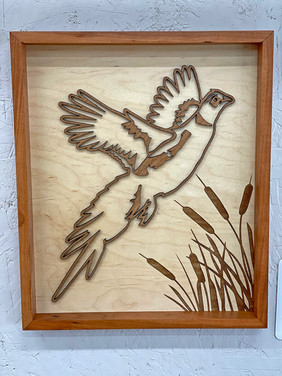 Pheasant Art
