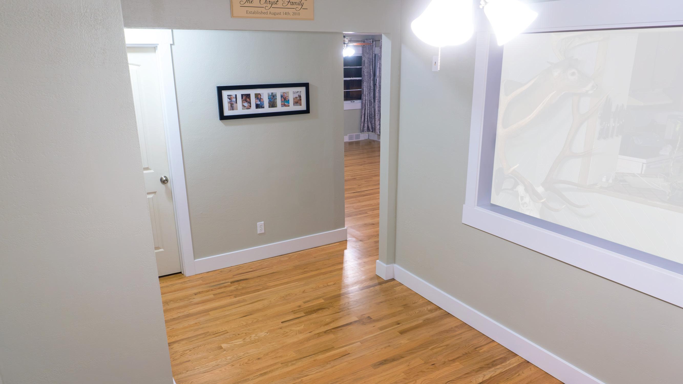 Painting & Hanging Doors & Trim