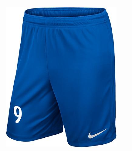 Spielernummer auf Hose (10cm)