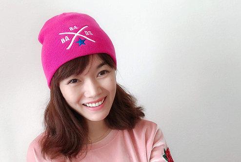 eightyfourbastards knitted hat beanie