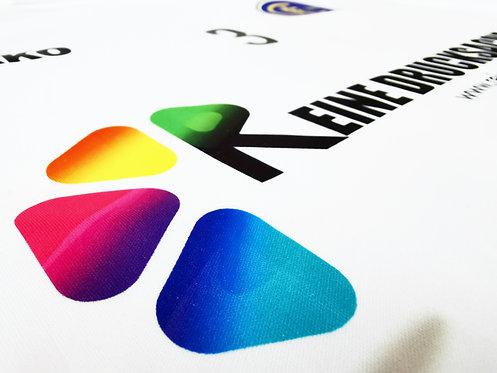 Direktsublimation farbig