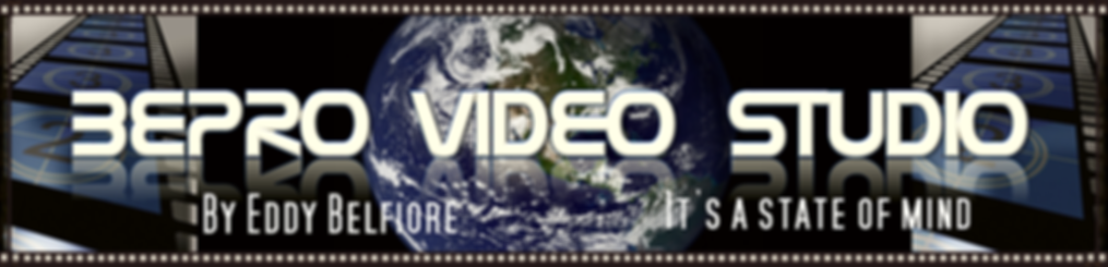 Bepro-Video-Studio Banner By Eddy Belfiore