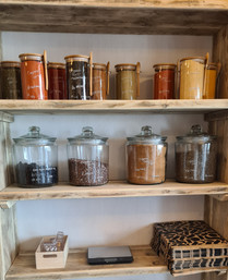 Spices & Dried Food